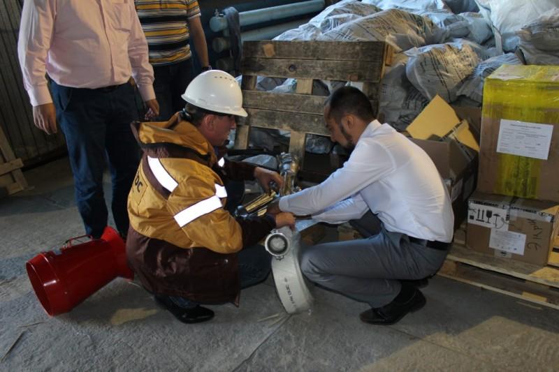 Пожарная безопасность конвейеров диагностика ленточных конвейеров